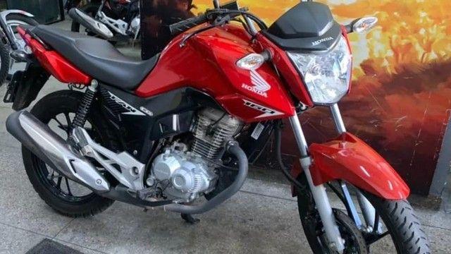 Honda Cg fan flex 160 2020 impecável