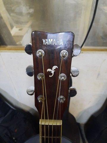 Violão Yamaha FGX-720sca - Foto 3