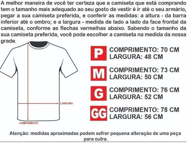 Camisa original Old Rules tamanho G - Foto 4