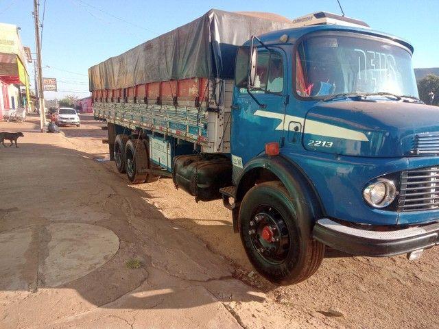 Mercedes 2213 ,caminhão  - Foto 5