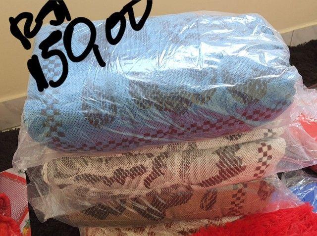 Redes, lençol, tapete ,ventilador .. - Foto 2