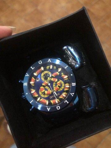 Vendo Relógio Novo Na Caixa (Nunca Usado)  - Foto 4