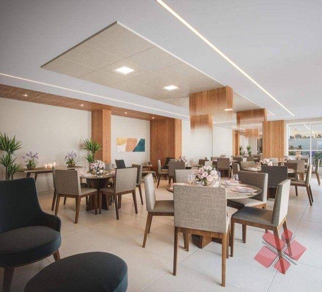 Apartamento com 2 dormitórios à venda, 77 m² por R$ 327.042,17 - Setor Aeroporto - Goiânia - Foto 4