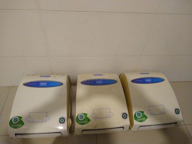 Porta toalhas Kimberly Clark 3 pcs