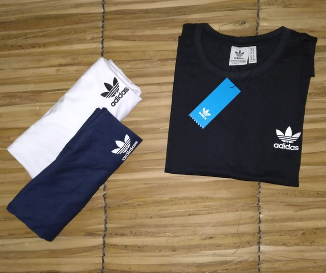 Camisas a Adidas