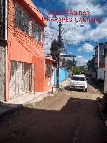 2 Casa e um ponto comercial/Candeias.