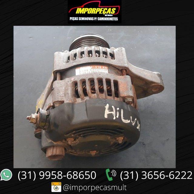 Alternador Hilux 2.5 diesel