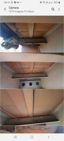 Vende assoalho madeira marítima para carreta ls 3cm,valor 3000 mais comissão  - Foto 2