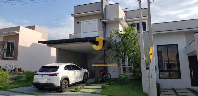 Casa com 3 dormitórios à venda, 175 m² por R$ 840.000,00 - Jardins do Império - Indaiatuba