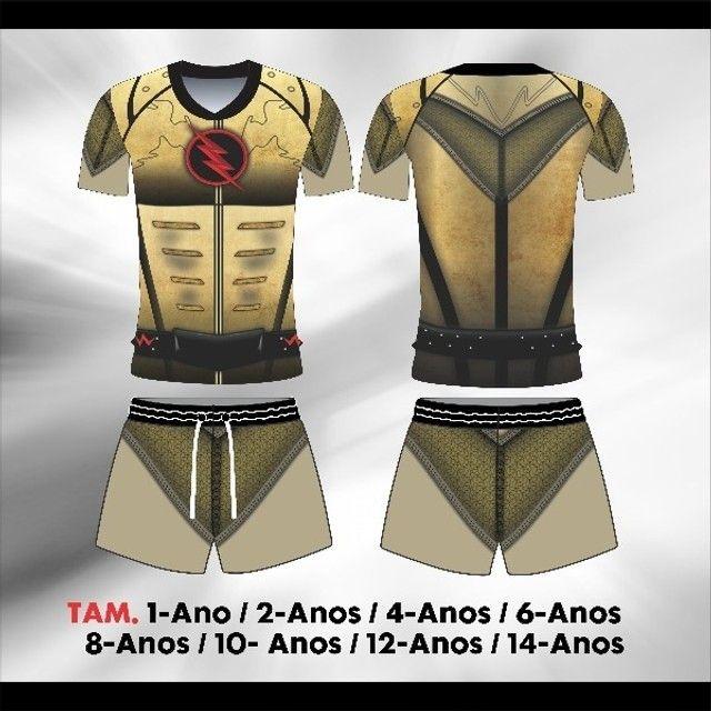 Conjuntinho Infantil Unissex Exclusivas loja online Revestidos da Fé Lagarto- Sergipe - Foto 6