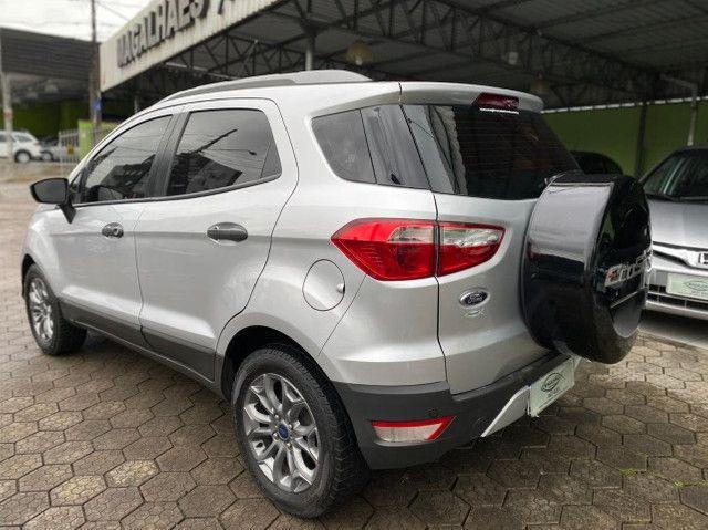 Ford EcoSport 1.6 Freestyle 2017 Única Dona - Foto 2