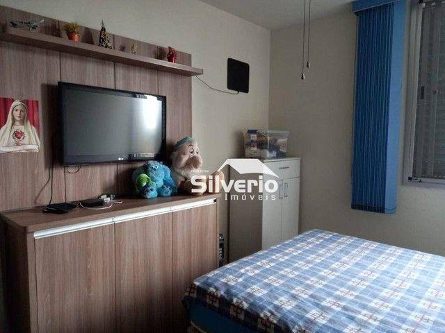 Apartamento com 2 dormitórios à venda, 62 m² por R$ 230.000 - Jardim São Dimas - São José