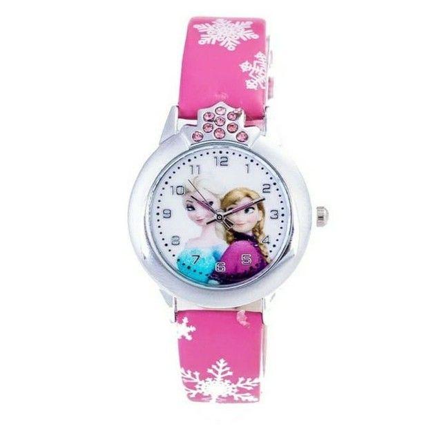 Relógio Analógico Frozen  - Foto 2