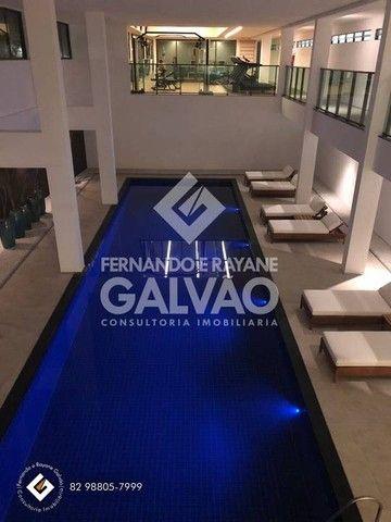 Apartamento para venda tem 114 metros quadrados com 3 quartos em Guaxuma - Maceió - AL - Foto 13