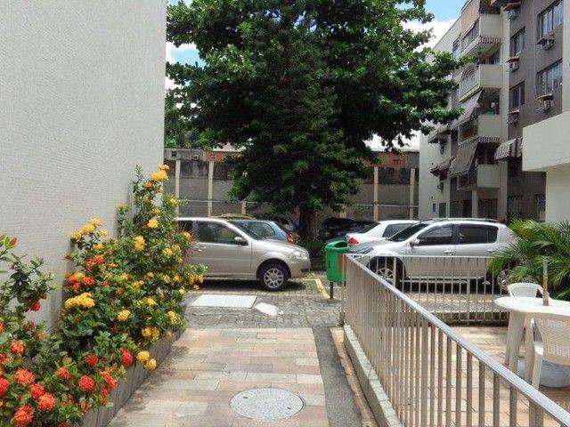 Engenho Novo - Rua Souza Barros - 2 Quartos Varanda - 1 Vaga - Portaria - Piscina - JBM214 - Foto 16
