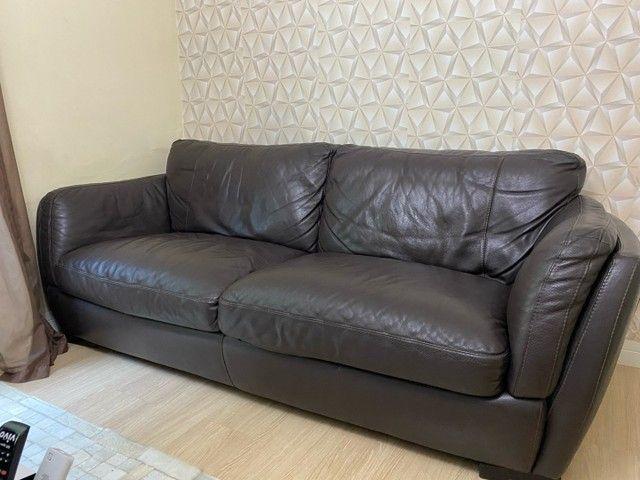 Sofa de couro tokstok brendoh