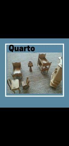 Casinha com móveis  - Foto 3