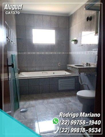 Alugo linda casa c/ área gourmet e hidromassagem no bairro Jardim Mariléa, Rio das Ostras - Foto 8