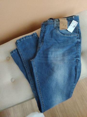 Calça Jeans Masculina Skinny - Foto 2