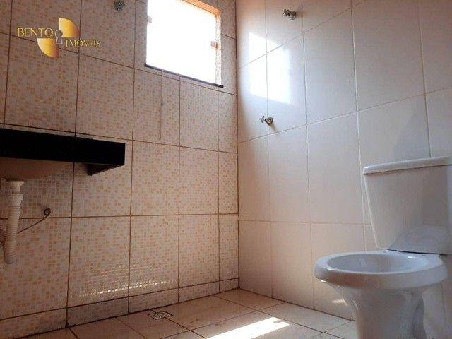 Casa com 2 dormitórios à venda, 64 m² por R$ 172.000 - Jardim Glória l - Várzea Grande/MT - Foto 11