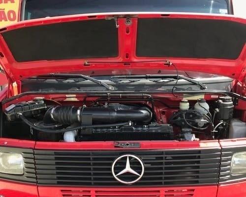 Mercedes Benz 710/ Condições do feirão para adquirir com parcelas acessíveis - Foto 3