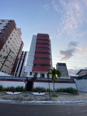 Manaíra - Apartamento 2 quartos (1 suíte) sala ampla + DCE