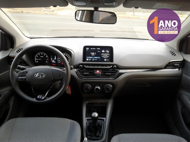 Hyundai HB20S 1.0 Vision (Flex) - Foto 7