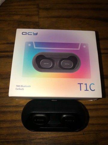Fone QCY Bluetooth Novo - NUNCA USADO