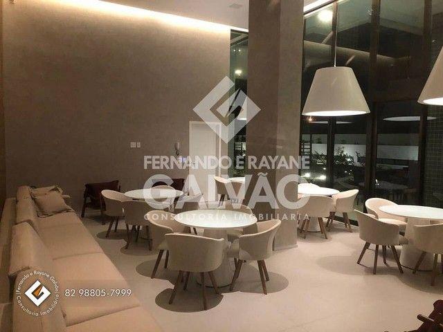 Apartamento para venda tem 114 metros quadrados com 3 quartos em Guaxuma - Maceió - AL - Foto 14