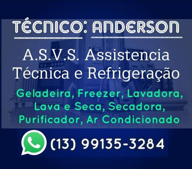 Assistência técnica Lava e Seca , Geladeiras , Ar-condicionado