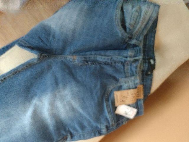 Calça Jeans Masculina Skinny - Foto 3