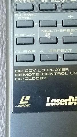 Controle para cd play Pioneer - Foto 2