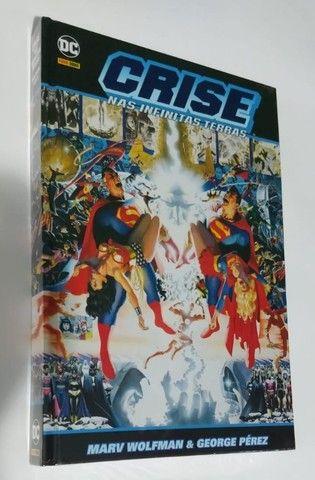 Crise nas Infinitas Terras - DC Comics - Lacrado - Foto 3