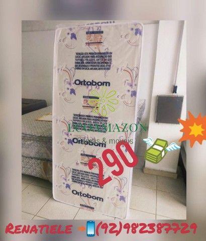 Colchão Solteiro D20 // Entrega imediata