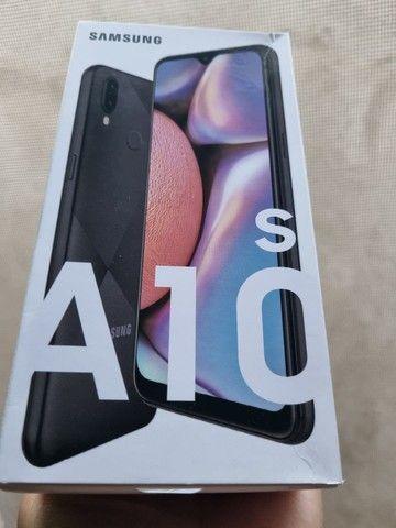 Samsung A10S novo na caixa - Foto 4