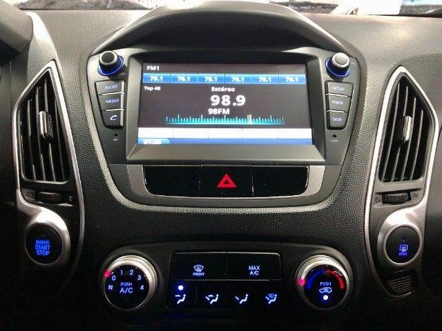 Hyundai IX 35 - 2018 - Impecável - Igual a zero - Foto 10