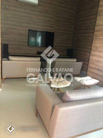 Apartamento para venda tem 114 metros quadrados com 3 quartos em Guaxuma - Maceió - AL - Foto 19