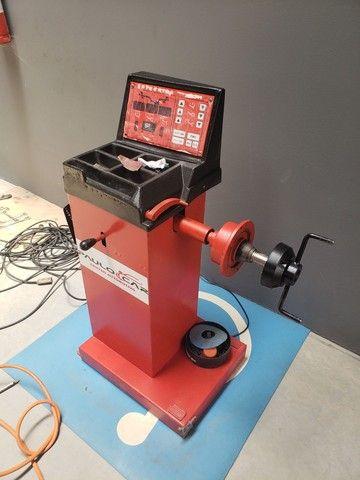 Uma máquina  de  alinhamento  completa semi novo  - Foto 8