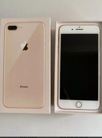 Iphone 8 Plus 64GB Perfeito Estado. - Foto 2