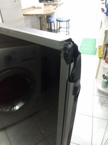 """TV 49"""" Samsung quebrada - Foto 2"""