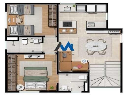 Apartamento à venda com 2 dormitórios em Santo antônio, Belo horizonte cod:ALM1481 - Foto 13