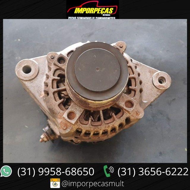 Alternador Hilux 2.5 diesel - Foto 2