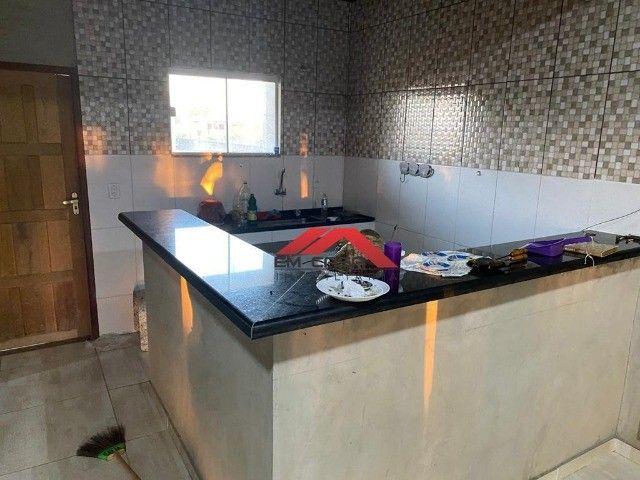 wfg2996  linda casa em unamar cabo-frio   cond.nova califórnia - Foto 6