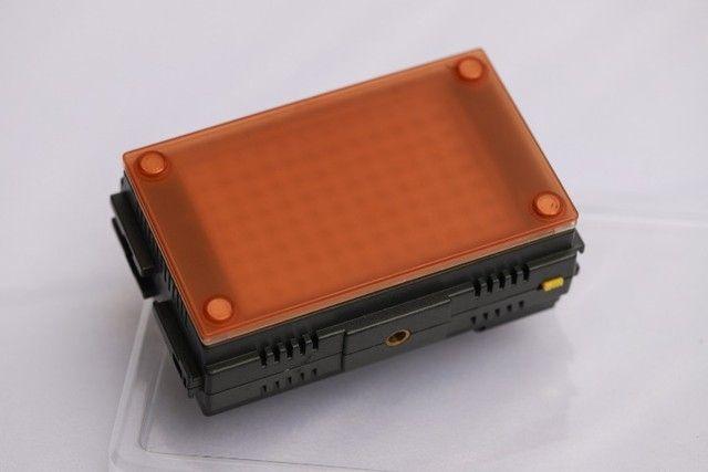 Iluminador Led Z 96 Para Câmeras DSLR para Vídeo e Fotografias. - Foto 4