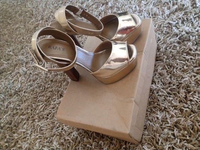 Sandália maravilhosa por R$20 - Foto 5