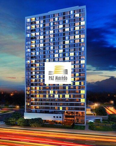 Apartamento No Pina 1 Quarto, 35m², Lazer Completo, 1 Vaga