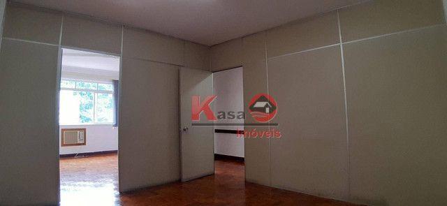 Conjunto para alugar, 71 m² por R$ 1.600,00/mês - Centro - Santos/SP - Foto 3