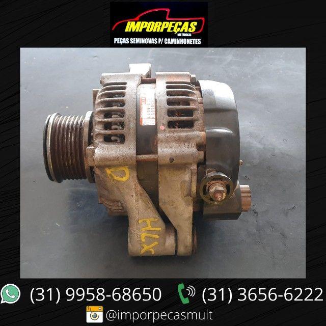 Alternador Hilux 2.5 diesel - Foto 4
