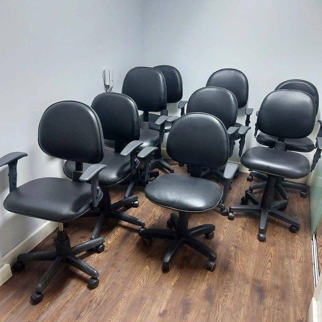 Cadeira Luxo Executiva - Leia o Anúncio - Foto 4