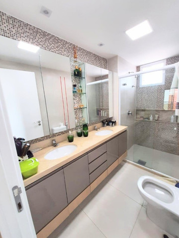 Apartamento Bosque das Flores,142 m²,Luciano Cavalcante - Foto 11